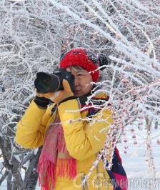 邸延春【俏妞妞】--中国旅游摄影网特约摄影师