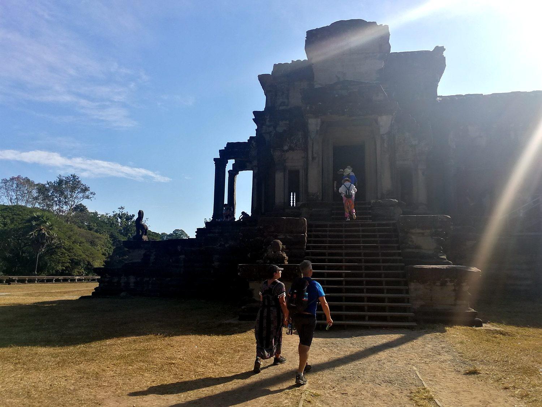 柬埔寨国宝——吴哥窟(下)