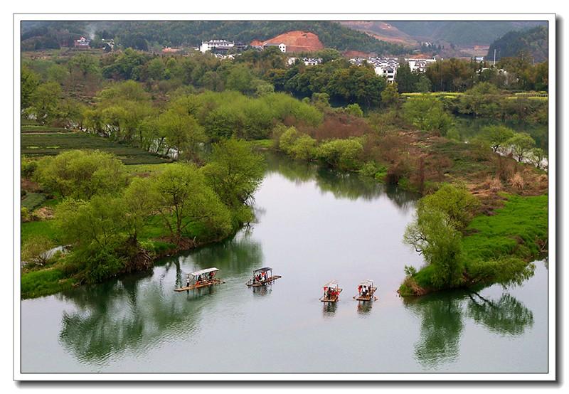 摄影基地——月亮湾(江西婺源)