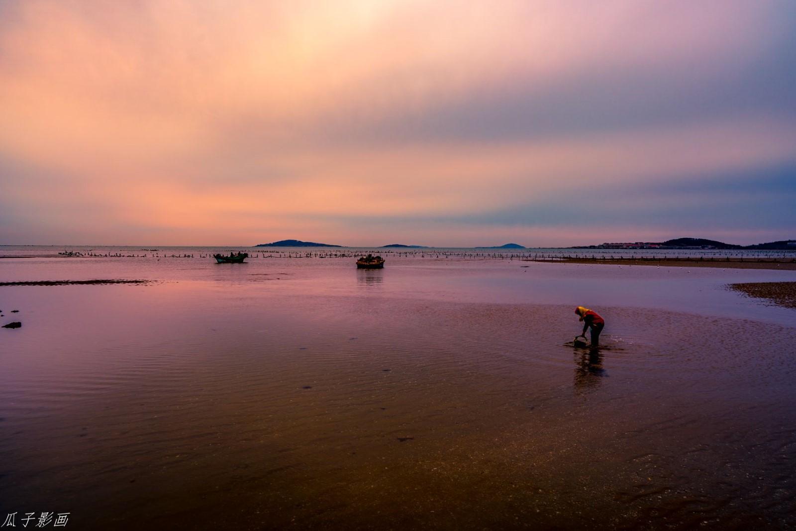 渔村早晨(20200402)