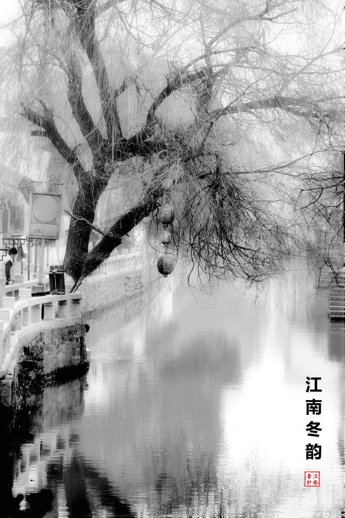 """""""远方的诱惑(1)江南冬韵"""""""