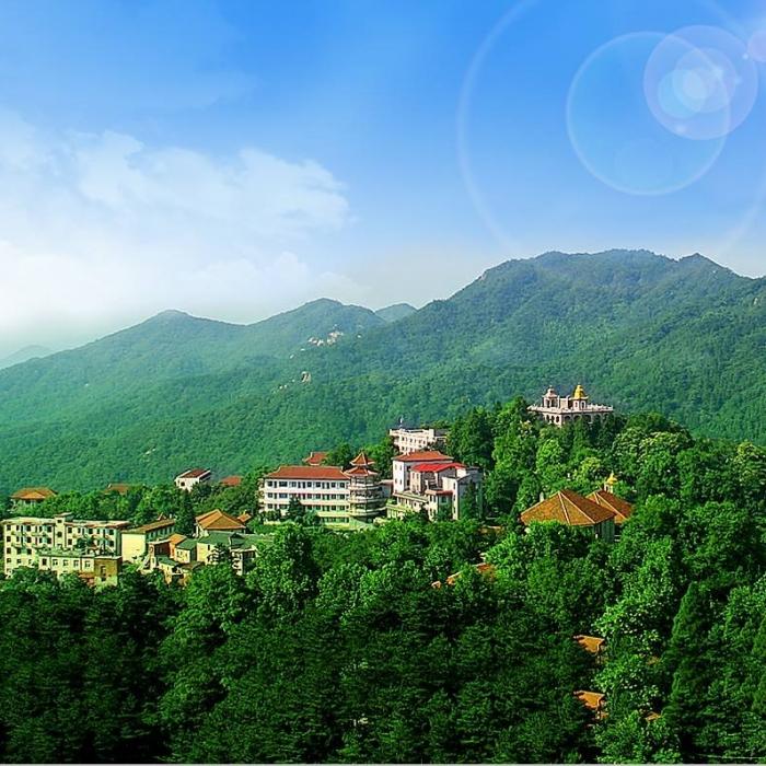 鸡公山国家级自然保护区