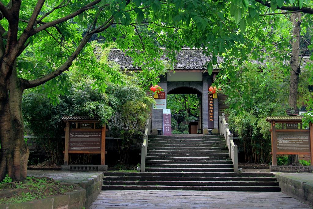 宜宾李庄古镇